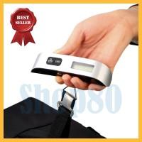 Jual Timbangan Koper Tas Bagasi 50kg Digital Luggage Scale 50 kg Gantung Murah