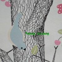 Wallpaper Burung Hantu Sangkar Hijau