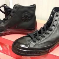 Converse 1970s Mono Black Leather Original