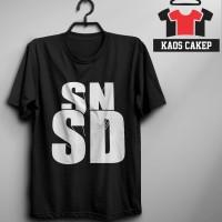 Jual Kaos/Tshirt GIRLS GENERATION SNSD SO NYEO SI DAE Murah Keren Murah