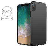 CASE MATTE iPhone X - 7 Plus - 8 Plus Full Cover Casing HP Ultra Thin
