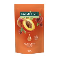 450ML PALMOLIVE Shower Gel / Sabun Mandi / Sabun Cair Reffil
