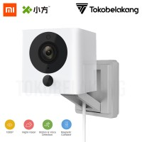 Xiaomi CCTV 1080p Xiaofang Smart Wifi IP Camera Small Square Original