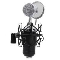 Plugandpay - Microphone Condenser Recording Studio Murah Mic BM8000