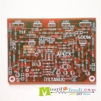 PCB Power Amplifier 500Watt APEX TEF