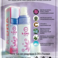 FACE MIST K-DHA / FACIAL SPRAY MIST KDHA / ADHA