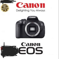KAMERA CANON EOS 700D BODY ONLY (DISPLAY)