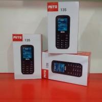 Jual Hp Mito 135 Baru Dual Sim - FM Radio - Slot Memori - Mp3 - Murah Murah