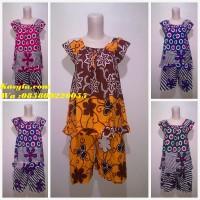 Jual 3pcs baju tidur online baju tidur batik yukensi