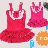 Baju renang anak bayi Century swimsuit Baby Century Bikin Baby Fusia