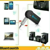 Bluetooth Music Audio Stereo Adapter Receiver for Car Speaker MP3 Home
