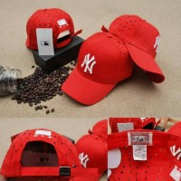 topi baseball ny - ny cap original import - hat