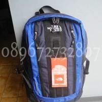 Tas Ransel Backpack The North Face Box Shot 35L biru