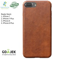 Original Nomad Horween Leather Case IPhone 7 & 8 All Model - Brown