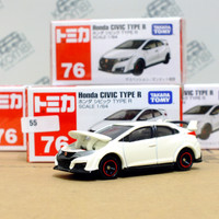 Tomica 76 Honda Civic Type R Putih