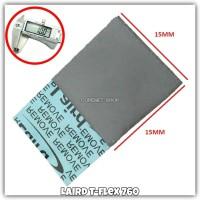 Thermal Pad LAIRD T-FLEX 760 700 SERIES Thermal GAP FILLER 15x15x1