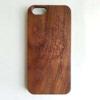 Jual Case Kayu iPhone 6/6S - ANIMA DEER Murah