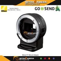 Nikon FT1 Mount Adapter