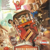 VCD Bajaj Bajuri The Movie