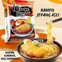 SALE DISCOUNT Nissin Mikuya Ramen - 120 gr SALE