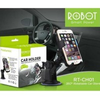 A6502 Vivan Robot Card Holder / Stand Handphone RT-CH01