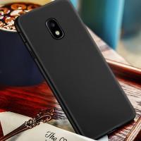 Samsung J7Pro J7 Pro J730 2017 Black Matte Soft Case Silicon Ultrathin