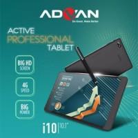 ADVAN TABLET i10 NEW 4G LTE (2/16) 10 INCH GARANSI RESMI