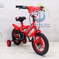 BARANG BAGUS Golden Force BMX Sepeda Anak Laki Laki Usia 2 4 Tahun 12