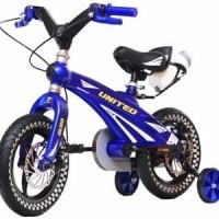 TERBARU Sepeda Anak 16 United Aero Magnesium