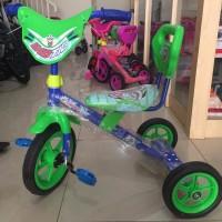 DISKON sepeda roda tiga exotic senderan warna untuk anak anak