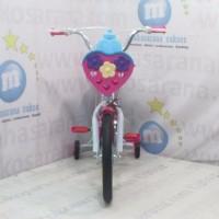 TERBARU Golden Caramel CTB Sepeda Anak 16 Inci