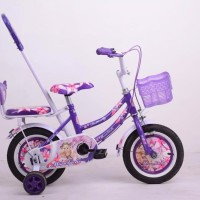 TERMURAH Sepeda Anak Monchichi butterfly stir 12