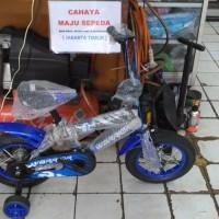 TERMURAH Sepeda Anak 12 Bmx Warrior