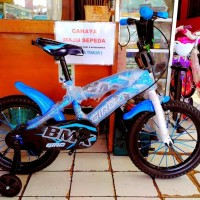 Sepeda Anak 16 bmx Giro
