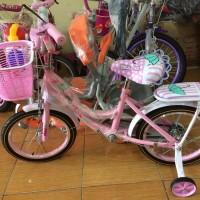 BARANG KEKINIAN sepeda Anak Cewe Mini Chapus 16