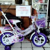 TERBARU Sepeda anak 12 Monchichi Ban Mati