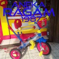BARANG BAGUS Sepeda anak rida tiga bmx safari