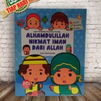 MURAH Alhamdulillah Nikmat Iman dari Allah