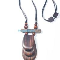 Harga kalung etnik kayu   Pembandingharga.com