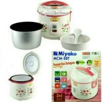 MAGICOM / PENANAK NASI / RICE COOKER MIYAKO MCM 507 1.8L