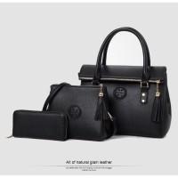 Paket 3in1 Handbag Lipat Rumbai Korea JOOZ TASSEL Murah