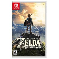 Nintendo Switch Game THE LEGEND OF ZELDA: BREATH OF THE WILD