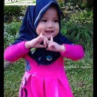 Jual 13 WARNA Jilbab Anak Rifara Model Humaira size M Murah