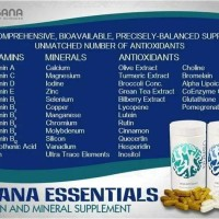 Chelated Mineral & Essentials Mega Usana