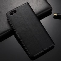 Casing Leather Kulit FLIP COVER WALLET Oppo F3 A77/ F1S A59 Case HP