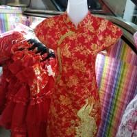 Jual Jual Dress / Baju Cheongsam Murah (Katun) Murah