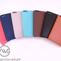 iPhone 6+ / iPhone 6s+ Apple Leather case premium quality