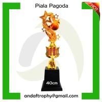 Piala/Trophy Pagoda