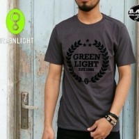 Kaos/ T-Shirt Greenlight