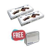 Jules Destrooper Choco Delight 98 Gr (2pcs) Free Pouch